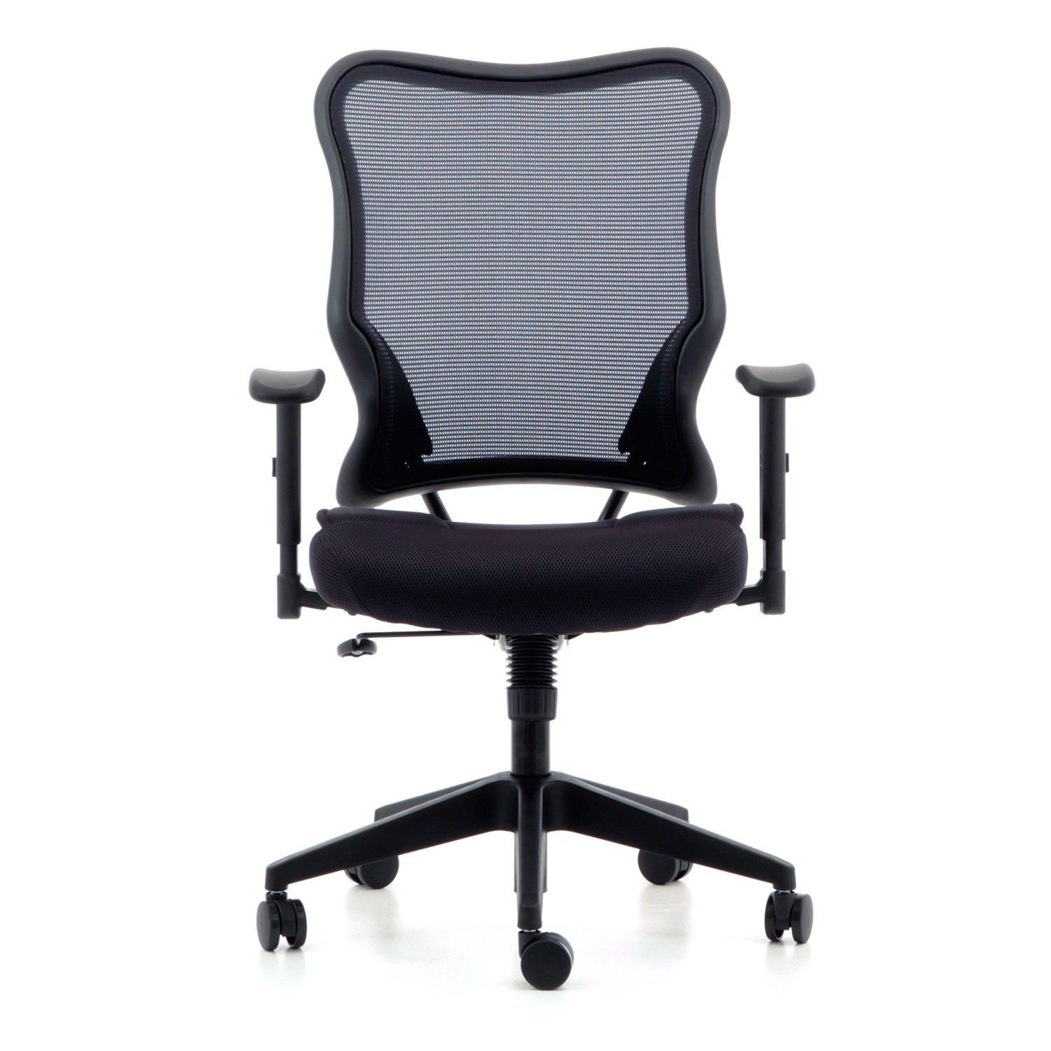 basyx by HON VL702 High Back Swivel Tilt Work Chair Black