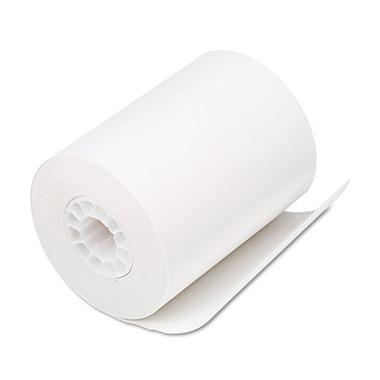 PM Company - Single-Ply Thermal Cash Register/POS Rolls, 2-1/4