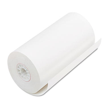 PM Company - Single-Ply Thermal Cash Register/POS Rolls, 4-9/32