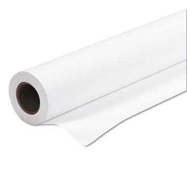 PM - Company Coated Inkjet Paper - 99 Brightness/24 lb. - Wide Format 24