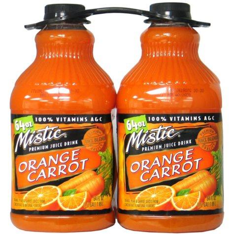 Mistic Orange Carrot - 64 oz. - 2 pk.