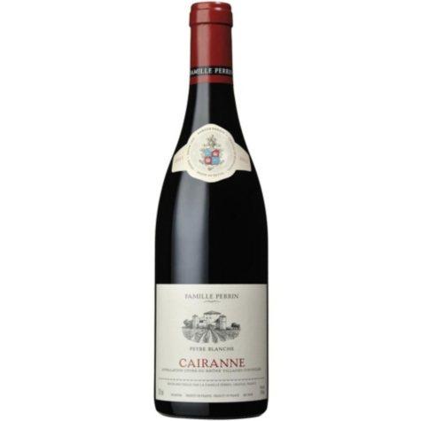 Famille Perrin Côtes du Rhône Villages Cairanne Peyre Blanche (750 ml)