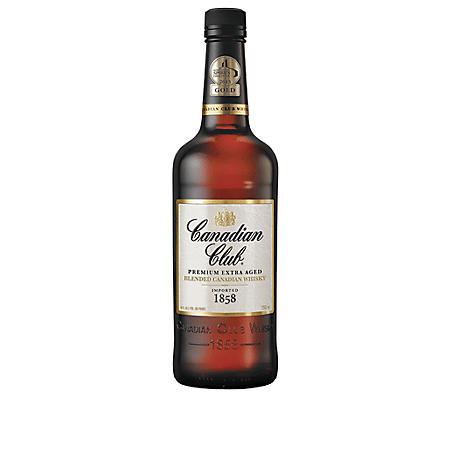 Canadian Club 1858 Canadian Whisky (1 L)