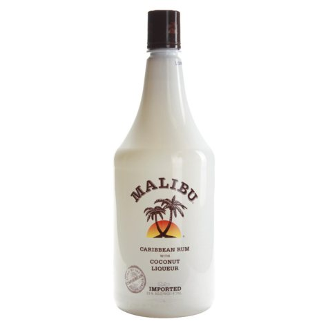 Malibu Caribbean Rum with Coconut Liqueur ( 1.75 L)