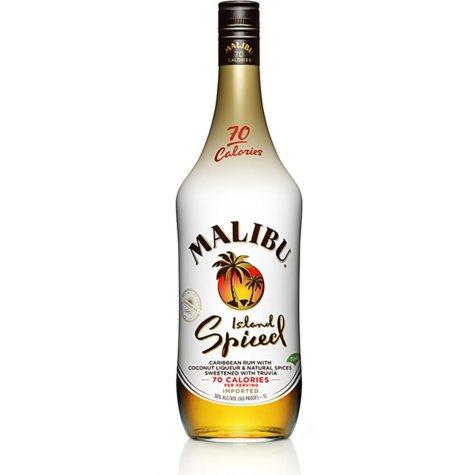 Malibu Island Spiced Rum (750 mL)
