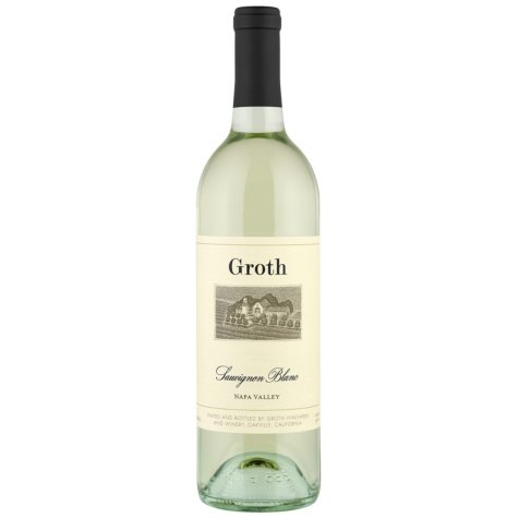 Groth Sauvignon Blanc, Napa Valley (750 ml)