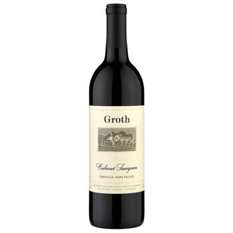 Groth Cabernet Sauvignon Oakville (750 mL)