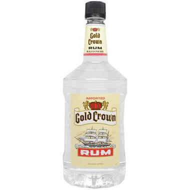 Gold Crown Rum (1.75 L)