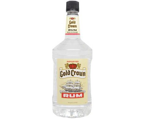 Gold Crown Rum (1.75 L)