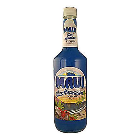 Maui Blue Hawaiian Schnapps (1 L)
