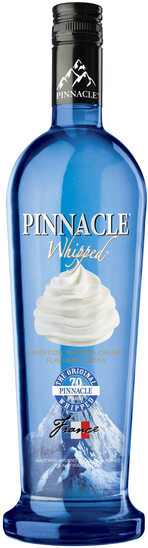 +PINNACLE VODKA WHIPPED 750ML
