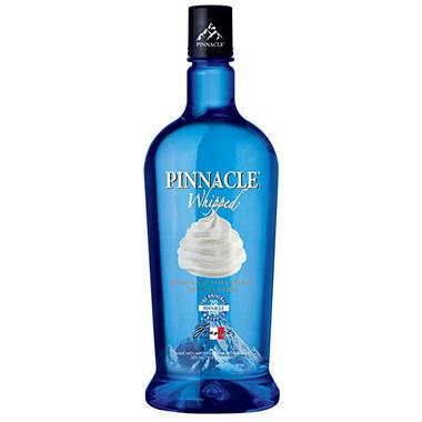 Pinnacle Whipped Cream Vodka (1.75 L) - Sam's Club