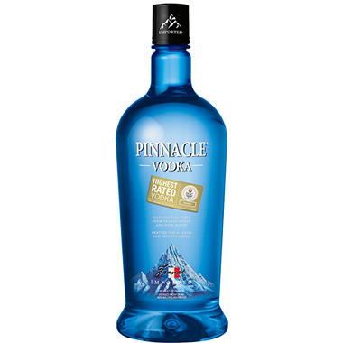 Pinnacle Original Flavored Vodka (1.75 L)
