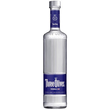 Three Olives Vodka (750 ml)