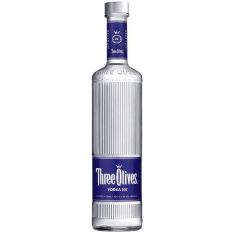 Three Olives Vodka (750 ml)