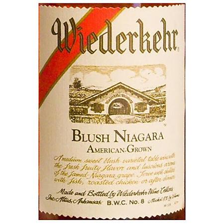 Wiederkehr Wine Cellars Blush Niagra (1.5 L)