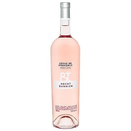 Hecht & Bannier Cotes De Provence Rose (750 ml)