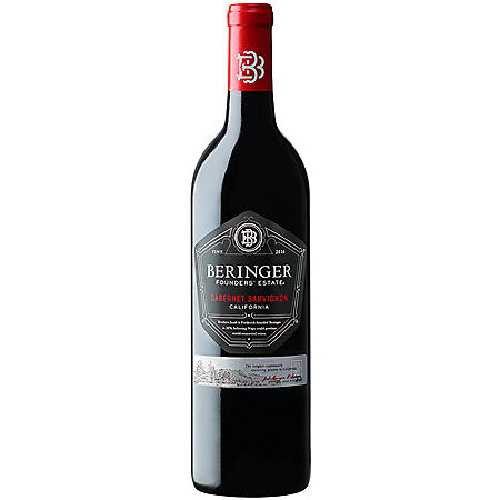 Beringer Founders Estate Cabernet Sauvignon (750 ml)
