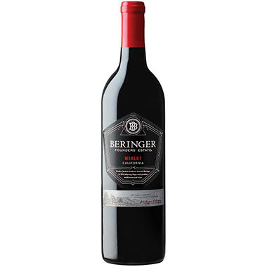 Beringer Founders' Estate Merlot (750ML)