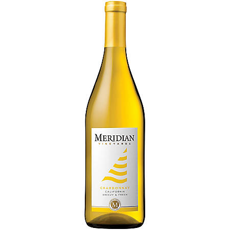 Meridian Santa Barbara Chardonnay (750ML)