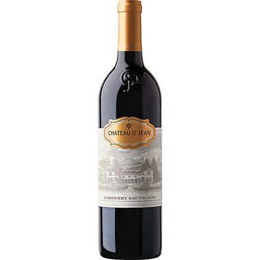 CHAT. ST. JEAN CABERNET 750ML
