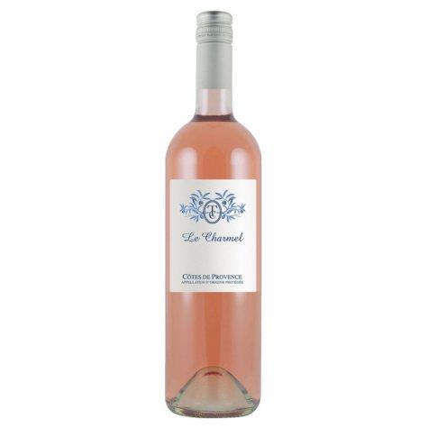 Le Charmel Cotes de Provence Rose (750 ml)