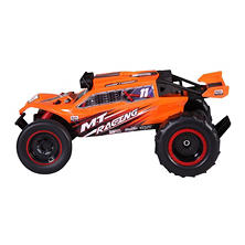 Orange XS Runner RC Car