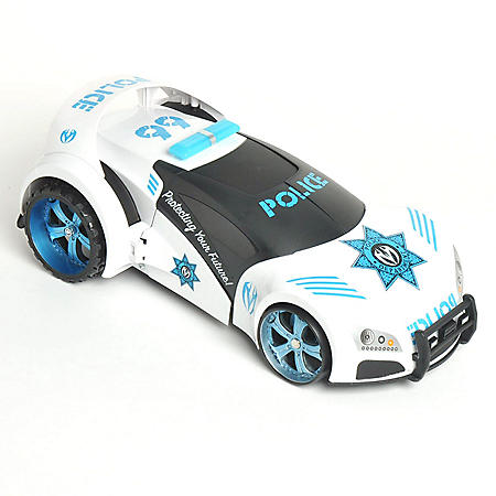 Street Troopers Project 66 Attack R/C Vehicle - White