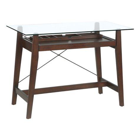 """OSP Tribeca Computer Desk - 42"""" - Espresso"""