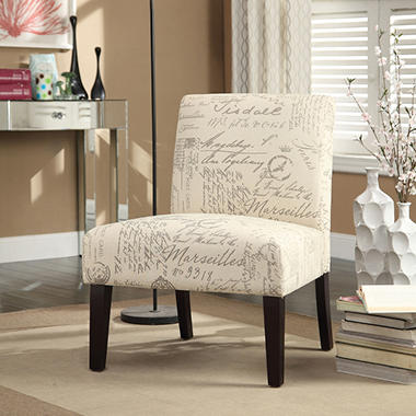 Superbe Laguna Chair   Script