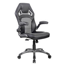 WorkSmart Race Car Office Chair, Black