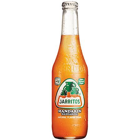 Jarritos Mandarin Soda (12.5oz / 30pk)