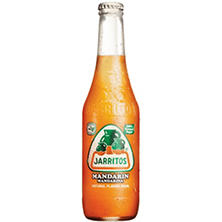 Jarritos Mandarin Soda (12.5 oz. bottles, 30 pk.)