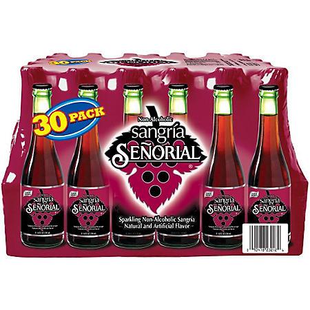Sangria Senorial Beverage (11.6oz / 30pk)