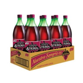 Sangria Señorial (1.5L bottle, 8 ct.)
