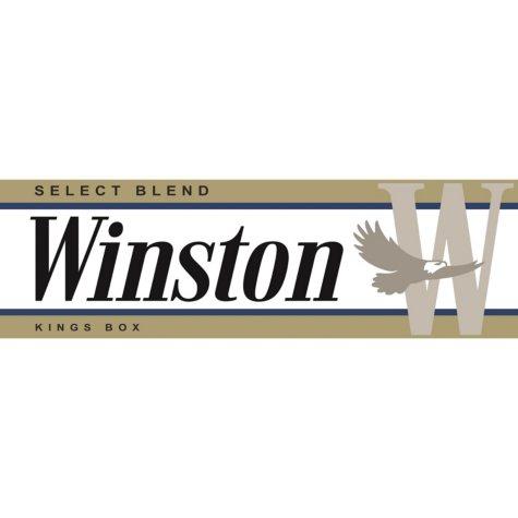 WINSTON SELECT BL BX 10/20 PK CIGARETTES