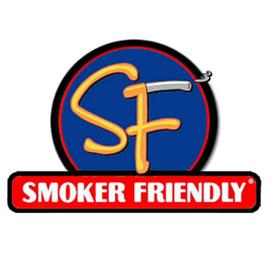 Smoker Friendly Gray 1 Carton