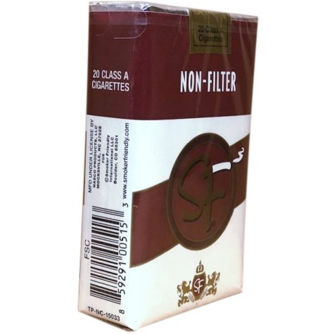Smoker Friendly Non-Filter King Soft Pack (20 ct., 10 pk.)