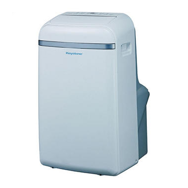 Keystone 14000 btu 115v portable air conditioner with follow me keystone 14000 btu 115v portable air conditioner with top rated fandeluxe Choice Image