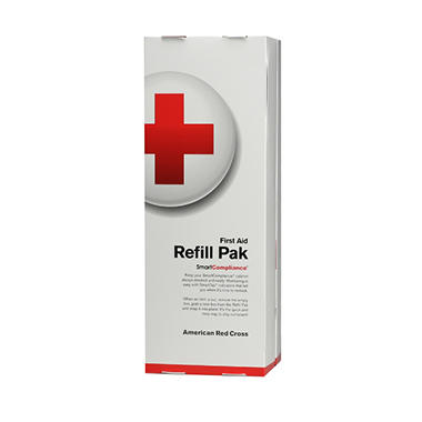 American Red Cross Refill Pack for Non-Food Service
