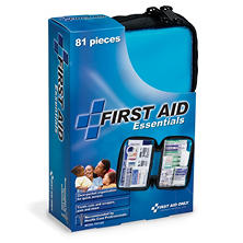 First Aid Only 81-piece Essentials Kit (4 pk)