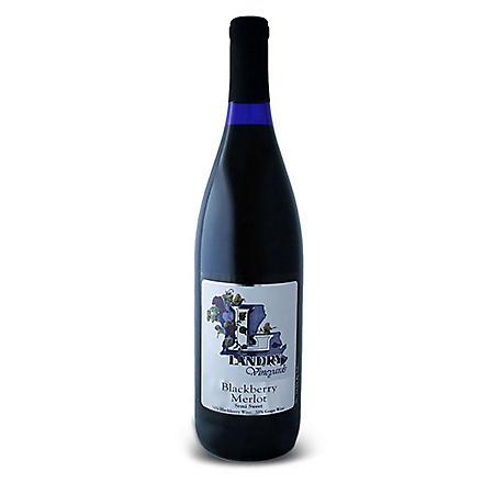 Landry Vineyards Blackberry Merlot (750 ml)
