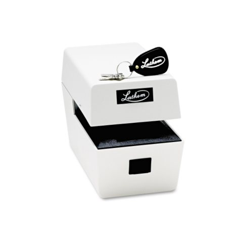 Lathem Heavy Duty Time/Date Electric Stamp