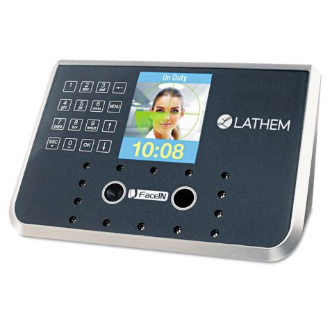 Lathem Time - Face Recognition Time Clock System