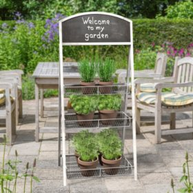 Chalkboard Plant Stand (Various Colors)