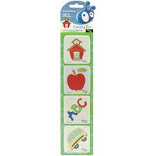Cuttlekids Cutting Dies 4/Pkg - School Days