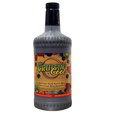 Crusin Cool Orange Creme Real Fruit Smoothie Concentrate - 64 fl. oz.