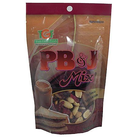 Truly Good Foods PB & J Mix 5 oz. (12 ct.)