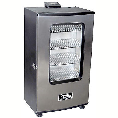 Masterbuilt Electric Smoker with Window