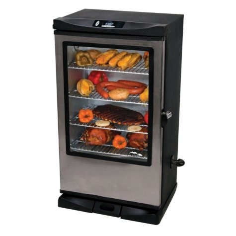"""Masterbuilt 40"""" Electric Smoker with Window"""